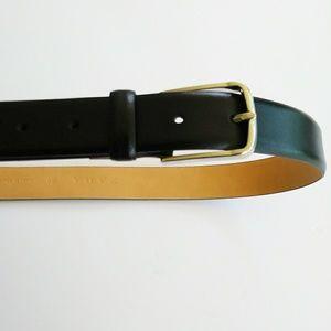 Zara Man black belt